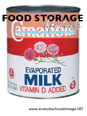 Food Storage Candy Recipe Powdered Milk