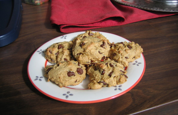 low fat chocolate chip cookies these cookies are a great addition to ...