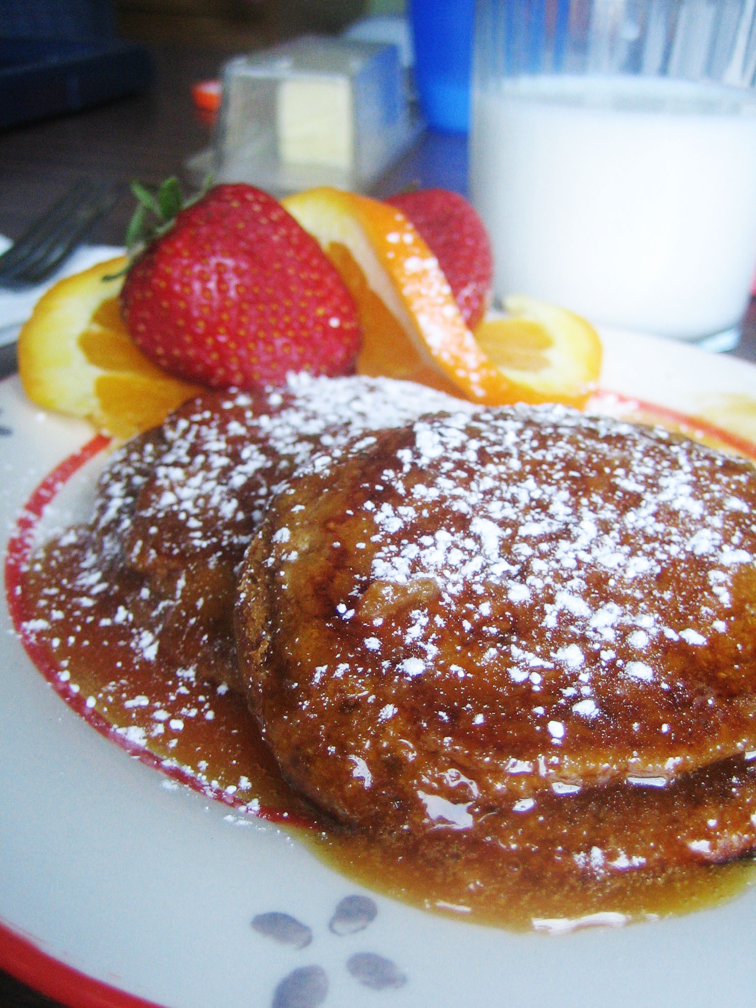 Gingerbread Pancakes | Store This, Not That!