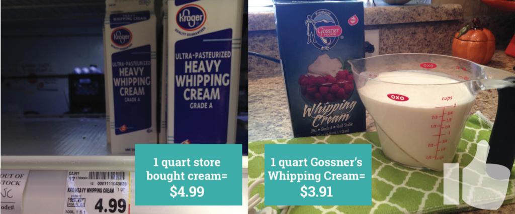 gossners cheaper