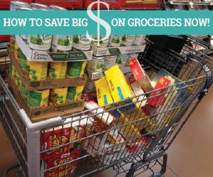 SAVE BIG GROCERIES 2
