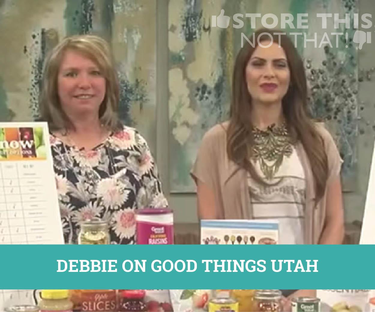 FRUITS AND VEGETABLES GOOD THINGS UTAH