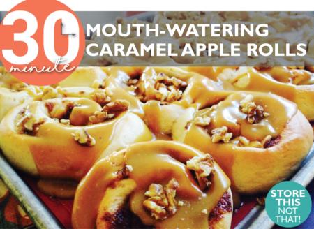caramel-apple-rolls