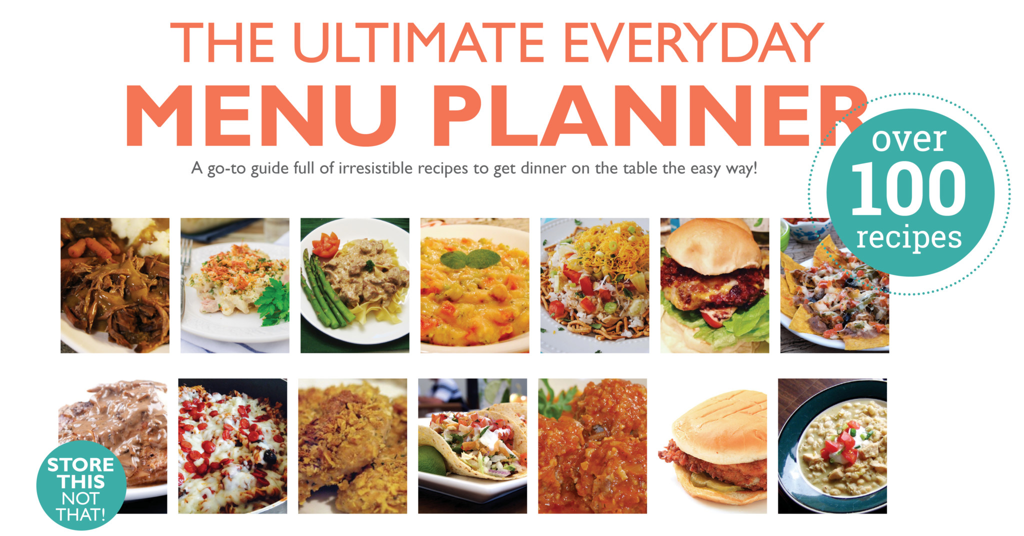 Ultimate everyday menu planner store this not that forumfinder Gallery